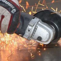 United Rentall grinder