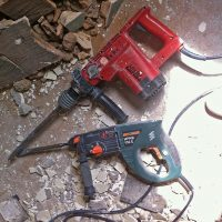 United Rentall hammer drill