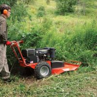 Gainesville Rentals bush hog lawn and garden
